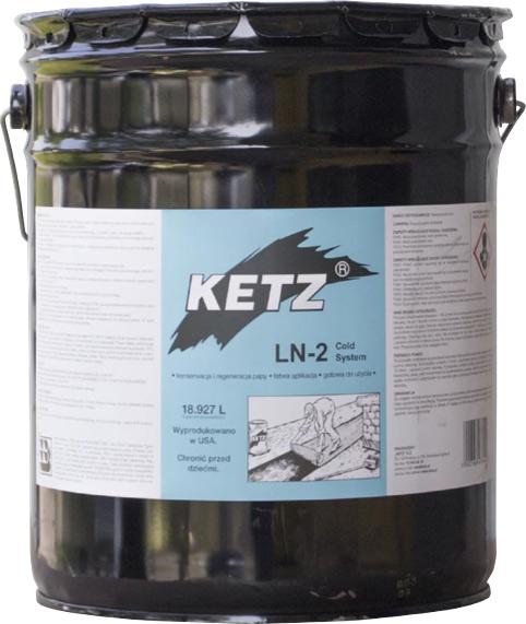 LN-2 Powłoka asfaltowo-aluminiowa