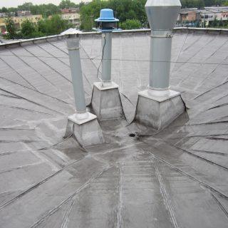 dach, remont, blachy, konserwacja konstrukcji blaszanych