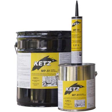 MP - 51, wet and dry roof cement Uszczelniacz na mokre i suche powierzchnie