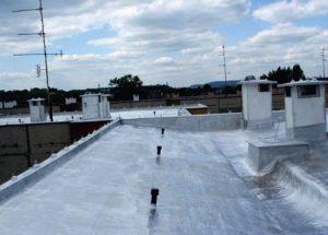 konserwacja papy masa asfaltowo-aluminiowa